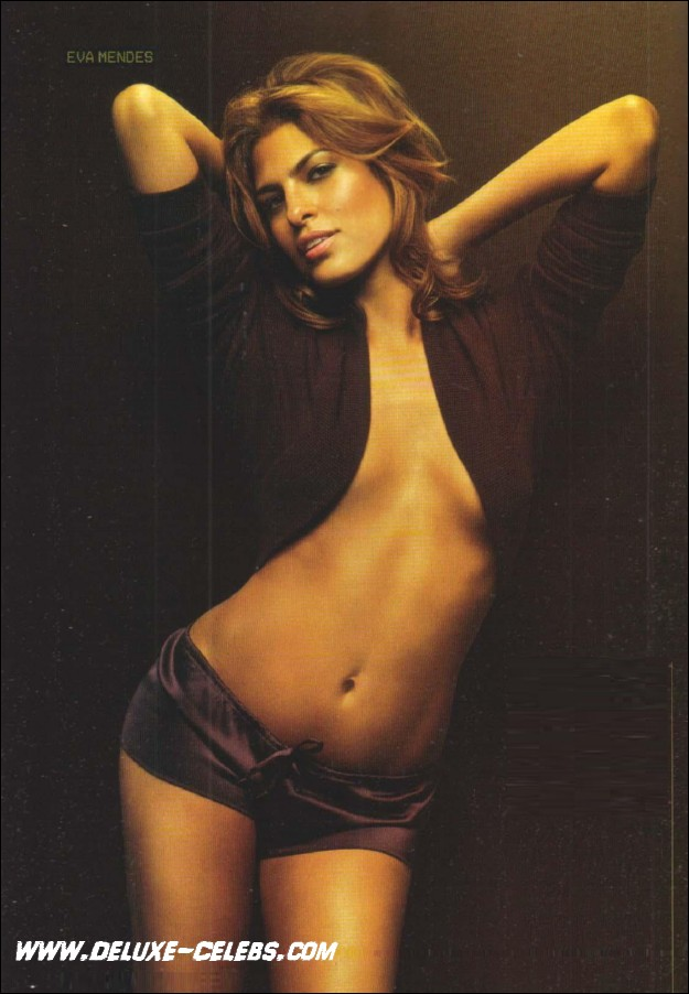 Eva Mendes Totally Nude 76