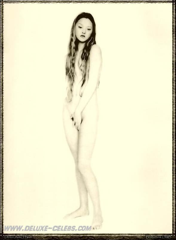 Consider, Devon aoki pics nude