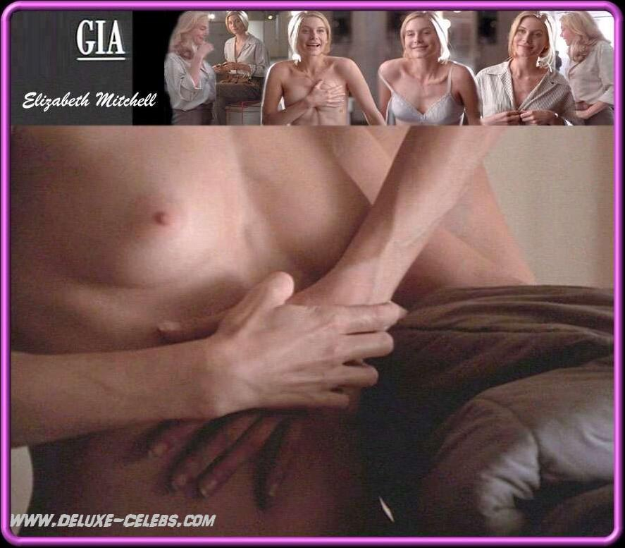 ::: Elizabeth Mitchell nude photos and movies :::