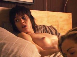 Katherine Moennig  nackt