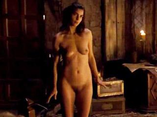 Natalia tena topless