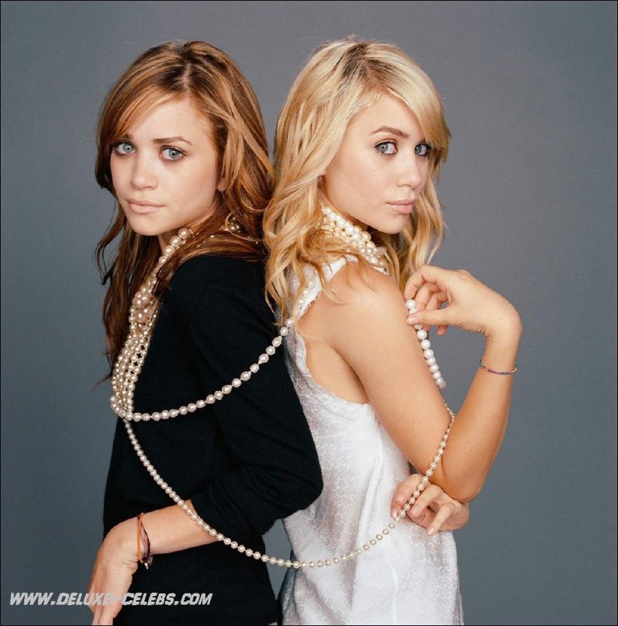 Strap the olsen twins nude love his