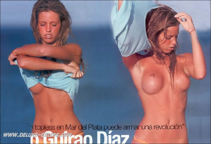Rocio Guirao Diaz Naked 50