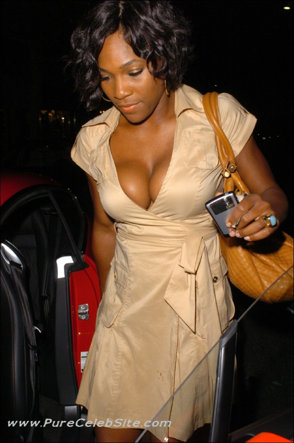::: Serena Williams - nude and sex celebrity toons @ Sinful Comics Free ...
