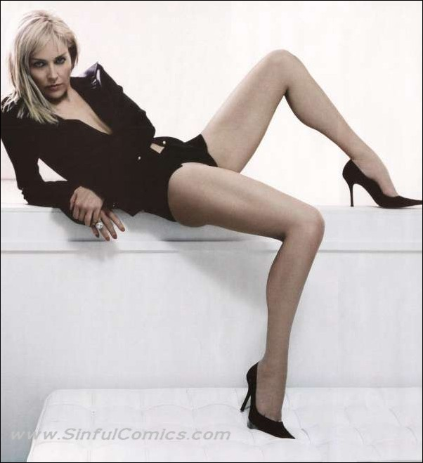 Sharon Stone Nude Pictures